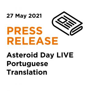 2021_05_27 _ AD May ADTV Press Release - PORTUGUESE